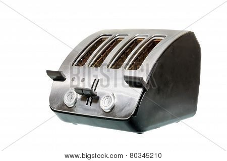 Common Chrome Toaster
