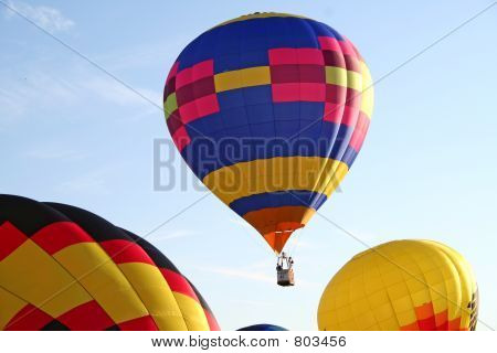 Colourful Balloons