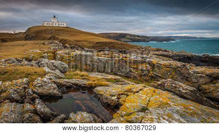 Strathy Lighthouse, Near Thurso