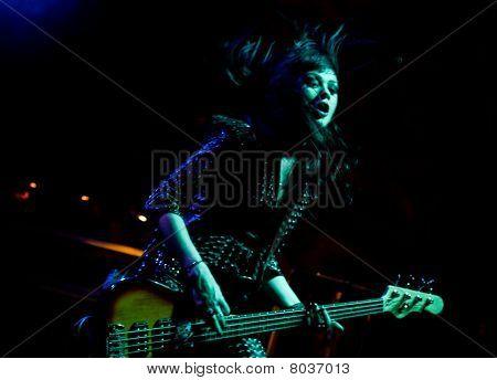 English hard rock band Die So Fluid