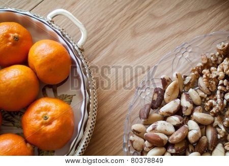 Nuts And Citrus