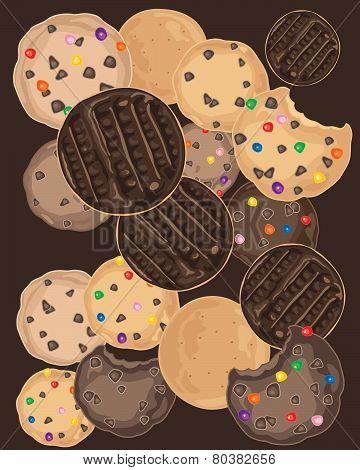 Biscuit Background