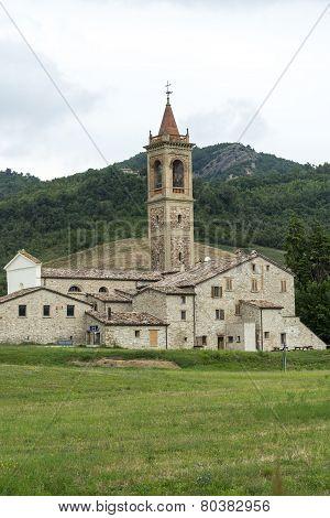 Pennabilli (marches, Italy)