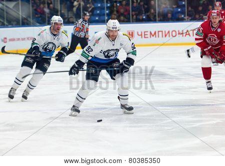 Kurtis Mclean (92) In Action