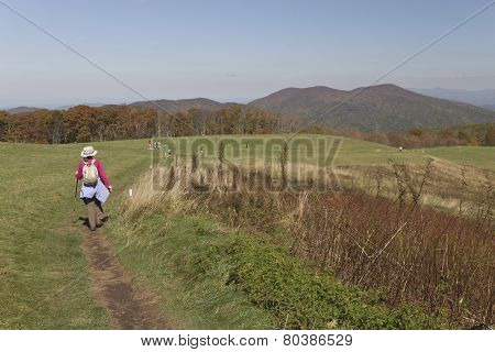 Autumn Mountain Hike