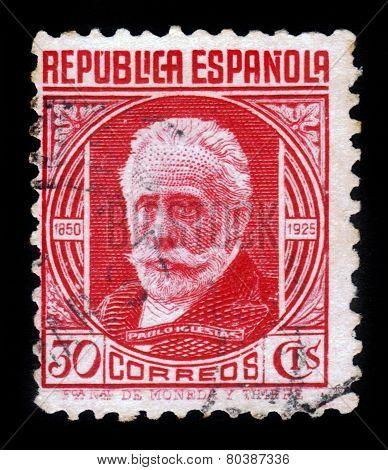 Pablo Iglesias Posse, Spanish Socialist