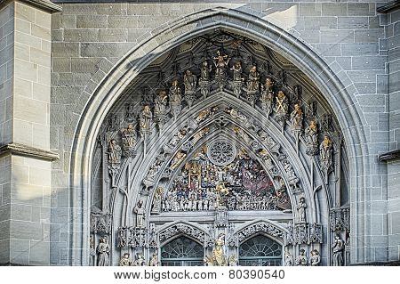 The Last Judgement Of Bern