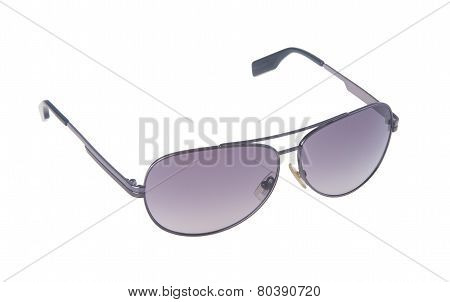 Sunglasses Isolated On The Background. Sunglasses Isolated On The Background
