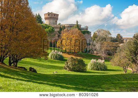 Medici Fortress, Volterra