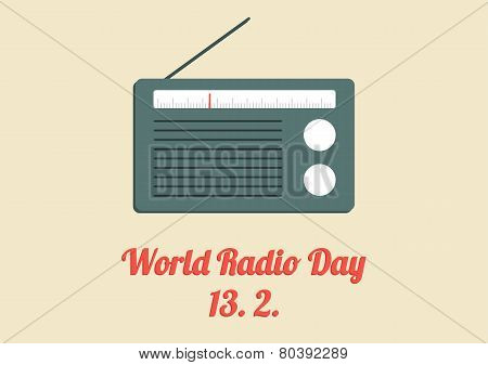 World Radio Day Poster