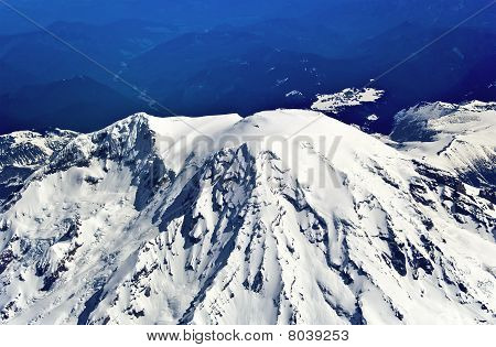 Mount Ranier Peak