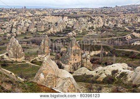 Cappadocian Landscape