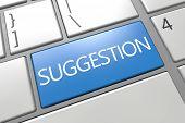 stock photo of suggestive  - Suggestion  - JPG