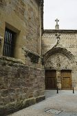picture of basque country  - Bilbao architecture detail - JPG