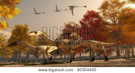 Coelophysis Hunting