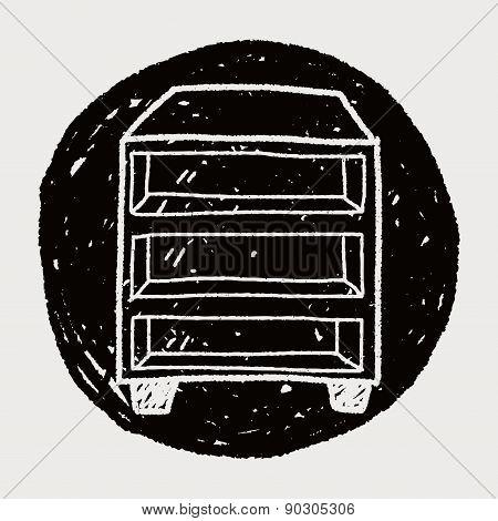 Cabinet Doodle