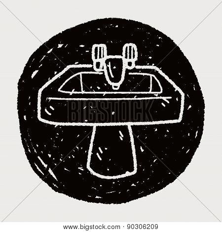 Sink Doodle