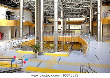 Train Station Rosa Khutor