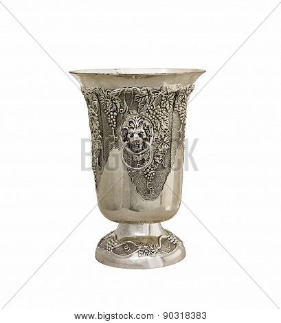 Vases From Silver