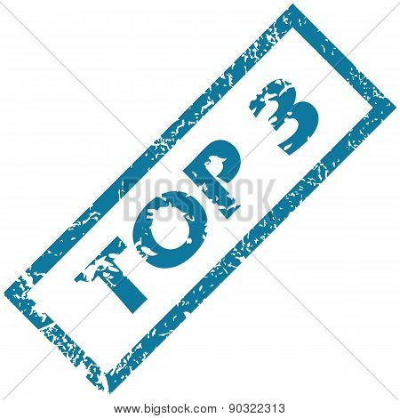 Rubber stamp TOP 3