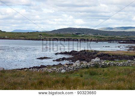 View near Rosmuc