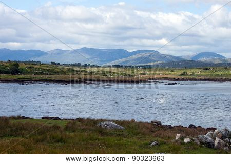 Landscape near Rosmuc