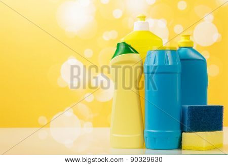 Few cleaning products