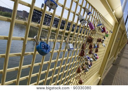Locks Of Love, Roberto Clemente Bridge