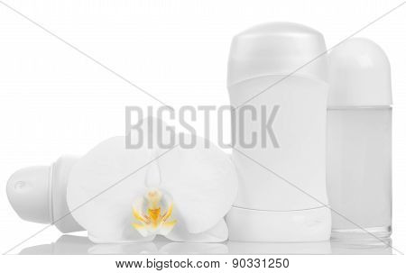 Cosmetics and orchid