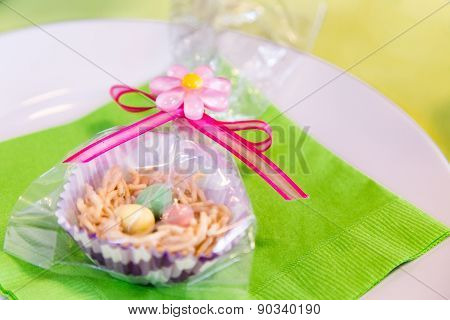 Easter Nest Party Favors