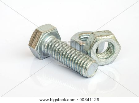 Bolt And Nut.