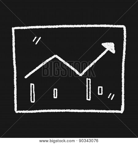 Doodle Whiteboard Chart