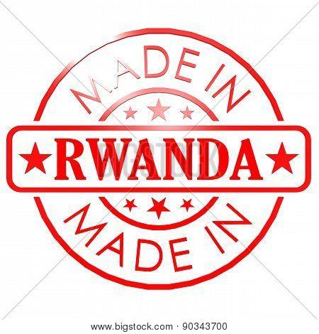 Made In Rwanda Red Seal