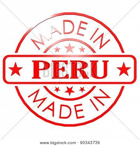 Made In Peru Red Seal