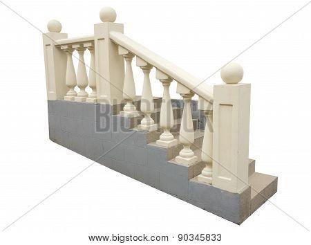 Flight Of Stair Steps