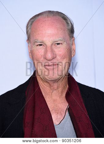 LOS ANGELES - MAR 25:  Craig T. Nelson arrives to the