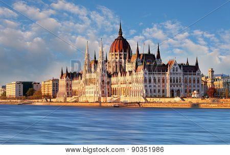 Budapest - Parliament, Hungary