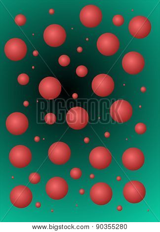 red bubble