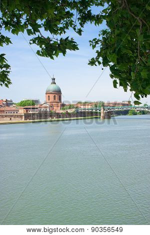 Riverbanks Of Toulouse