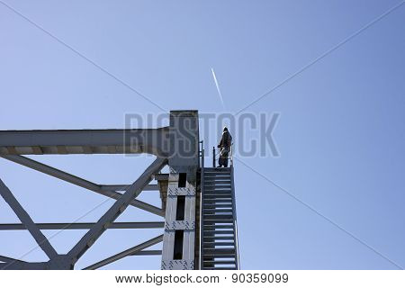 High Up Walker