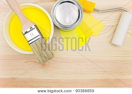 Painting Tools For Home Renovation