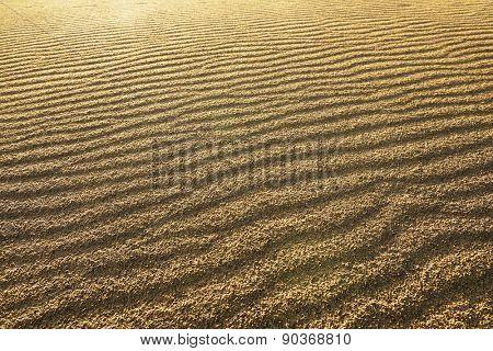 Abstract background of Las Dunas des Maspalomas, Gran Canaria, Spain