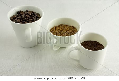Types Of Coffee Cups