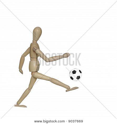 Kicking Foot  Ball Dummy