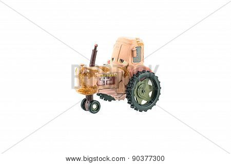 Tractor Chewell Toy Car