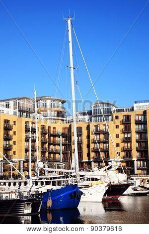 St Katherine Dock