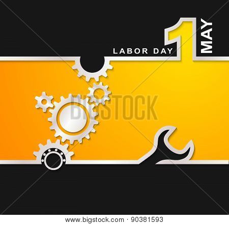 1 May International Labor Day Background
