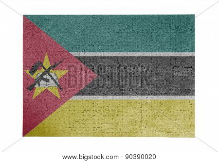 Large Jigsaw Puzzle Of 1000 Pieces- Mozambique