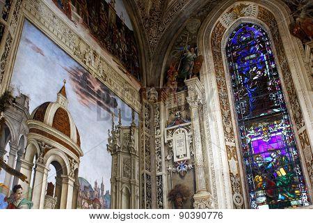 Basilica of Santa Maria Novella, Florence