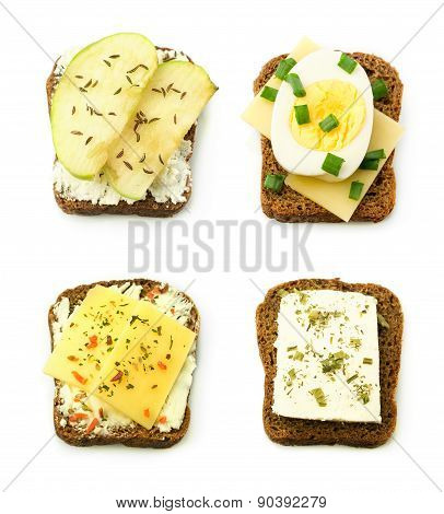 Collection Of Sandwich